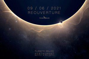 09/06/2021 RÉOUVERTURE